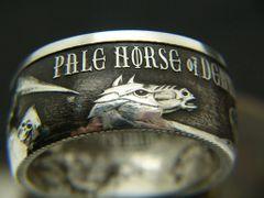 PALE HORSE OF DEATH (copper)