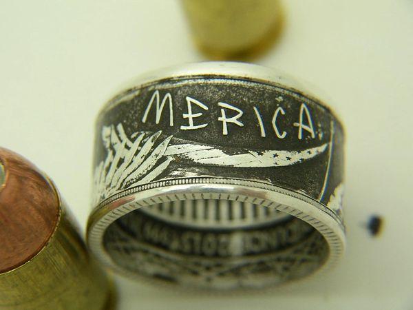 Merica, 1 oz. of .999 pure silver