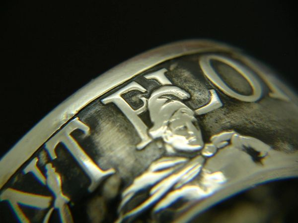 St. Florian Coin Ring