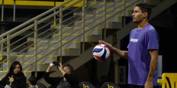 Daniel Jacobs Phoenix Ascension VLA Volleyball League Of America