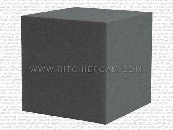 Gymnastic Pit Foam Cubes/Blocks 1000 pcs (Charcoal)