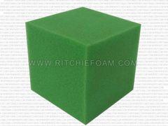 Gymnastic Pit Foam Cubes/Blocks 1000 pcs (Lime Green)