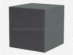 "Gymnastic Pit Foam Cubes/Blocks 108 pcs 4""x4""x4"" (Charcoal)"