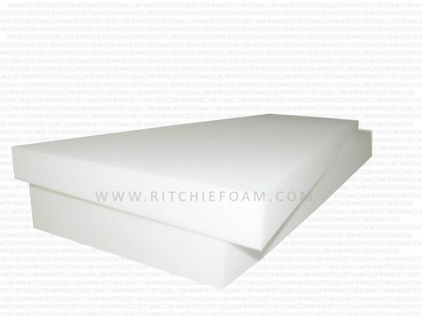 "Twin NEW 5""x39""x75"" Medium Firm Foam Rubber Twin Size Mattress in the 1.6 pound 36 ILD."