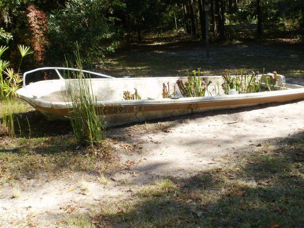 land boat