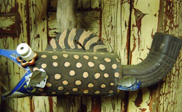 polka fish