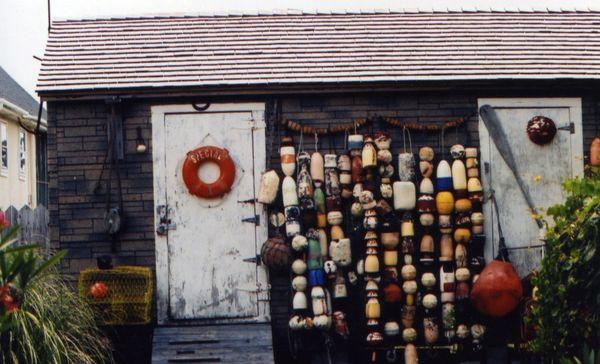 supply hut