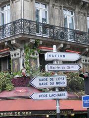 Paris signs