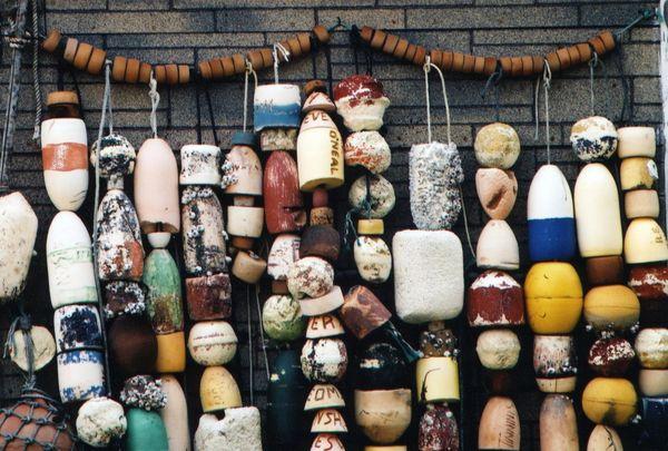 Ocracoke buoys II