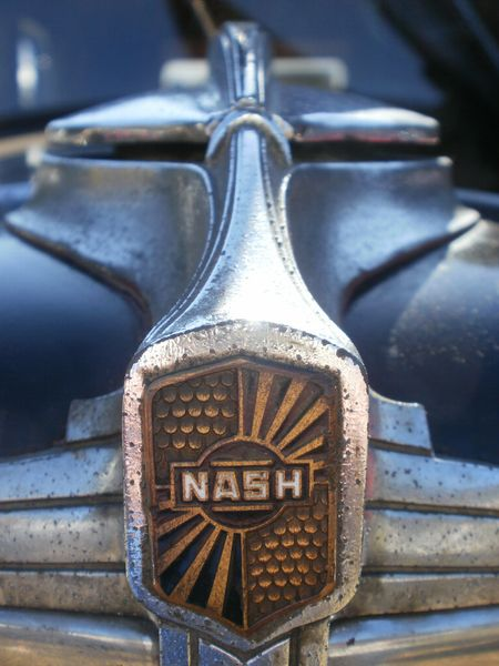 1933 Nash Town Sedan