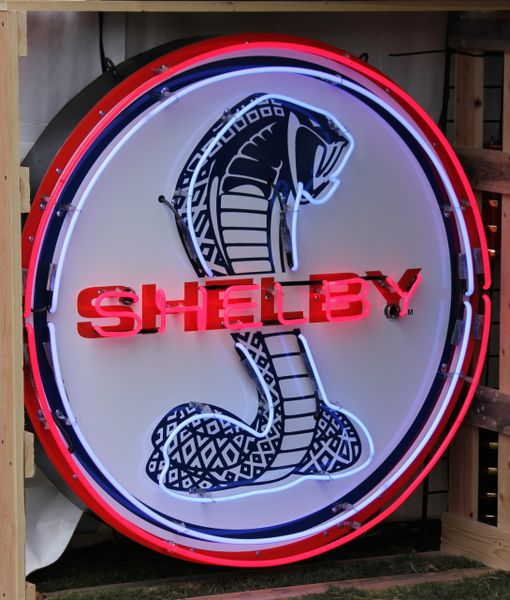 Shelby neon