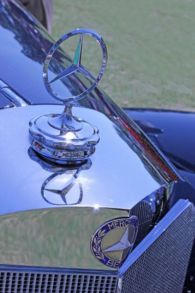 1939 Mercedes Benz 540K Speedster