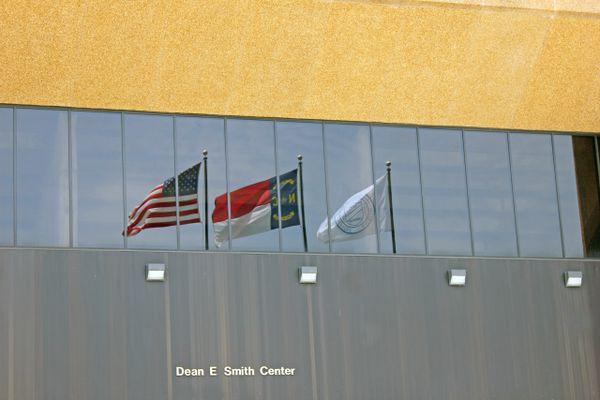 Smith Center flags