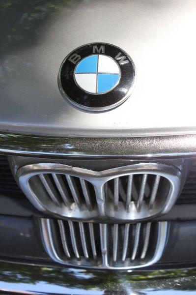 1967 BMW 1600 GT