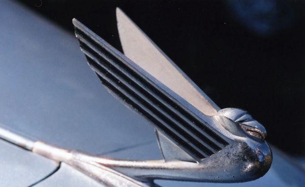 1935 Chevrolet Master Sedan