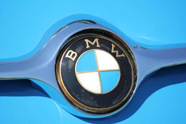 1959 BMW 600