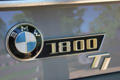 1965 BMW 1800 TiSa bristol grey