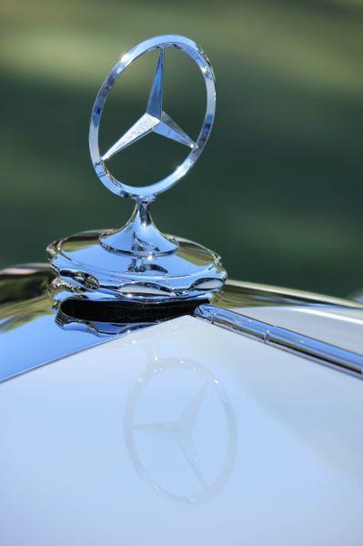 1939 Mercedes-Benz 170V Roadster