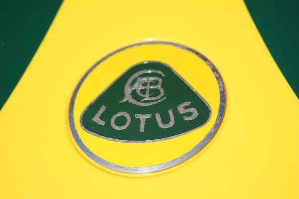 1960 Lotus Elite Series 1 (Type 14)