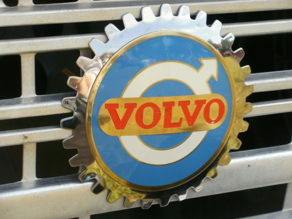 1968 Volvo122