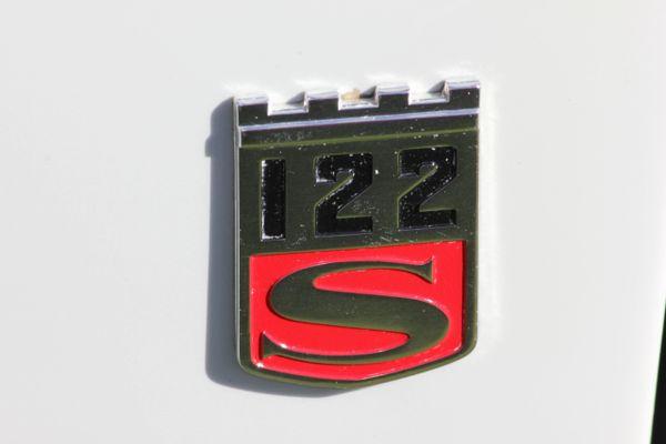 1967 Volvo 122 S