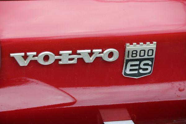 1972 Volvo1800ES
