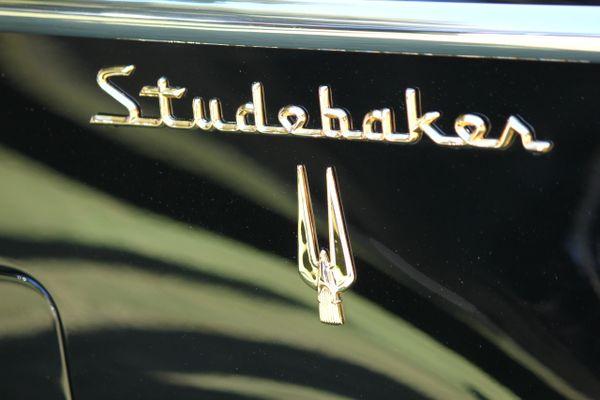 1958 Studebaker Golden Hawk name