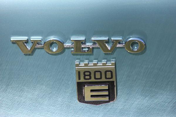 1972 Volvo P1800E