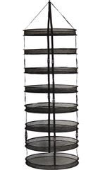 "HomeGro - 8 tier 24"" drying rack"