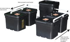 SuperCurrent - 4 plant hydro system