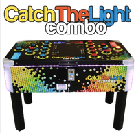 Catch the light combo redemption amusement game