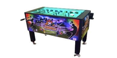 World Tour Foosball - Coin Operated