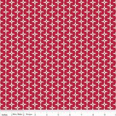 Riley Blake Designs Year of the Ninja C4194_red