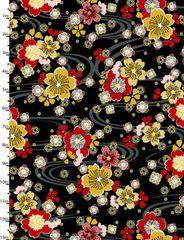 Studio E Fabrics Diary of a Geisha 2812M99