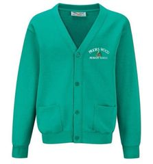 Priorswood Primary Select Cardigan with Logo