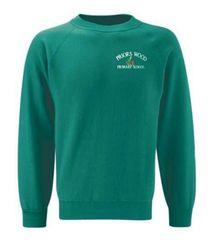 Priorswood Primary Select Sweatshirt with Logo