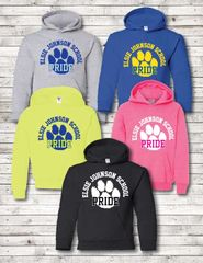 EJ HOODED SWEATSHRT