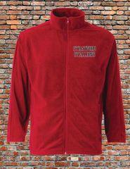 Men/Unisex poly-tech fleece embroidered jacket