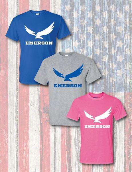 EMERSON BASIC T-SHIRT & LONG SLEEVE T'