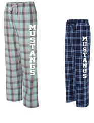 MUSTANG FLANNEL PANTS