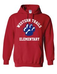 WESTERN TRAILS HOODY