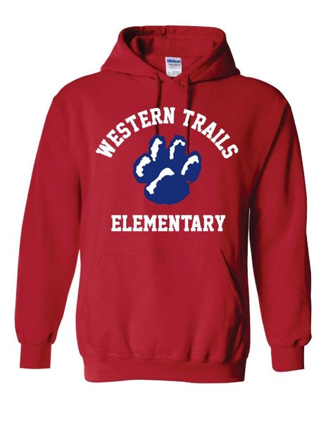 WESTERN TRAILS HOODY