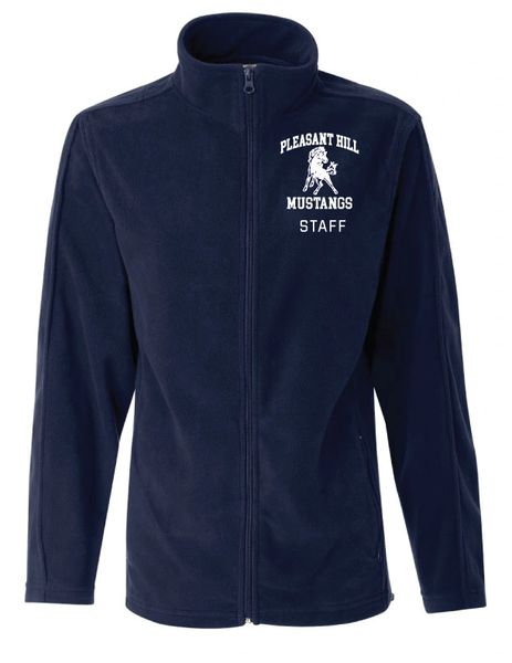 PLEASANT HILL POLAR-TECH FULL ZIP