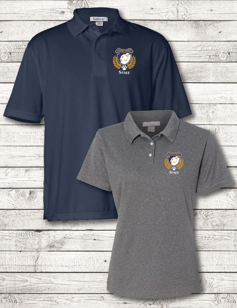 Mens / Ladies embroidered polos