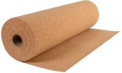 Large Cork Roll - 1 Metre x 10 Metre - 6mm Thick