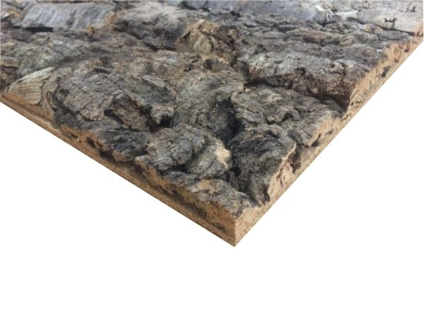 Model Railway Extra Large Cork Bark - 150 mm x 150 mm