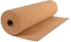 Large Cork Roll - 1 Metre x 1 Metre - 4mm Thick