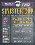 NJ Silph Arena Sinister Cup
