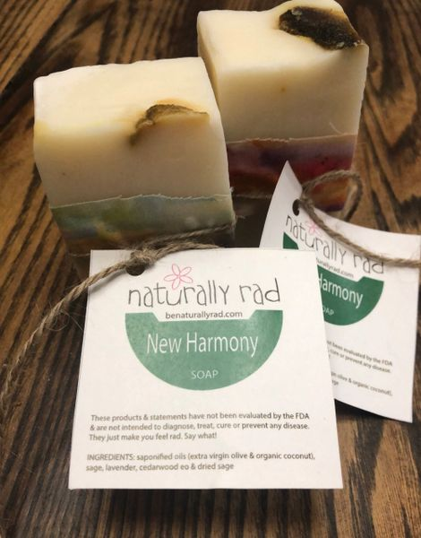 New Harmony Soap
