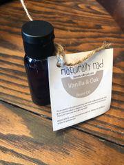 Vanilla & Oak Beard Oil